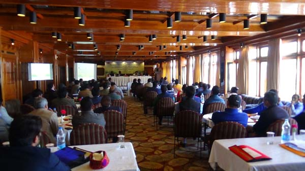 Seminar on Renewable Energy at HHH, Shimla