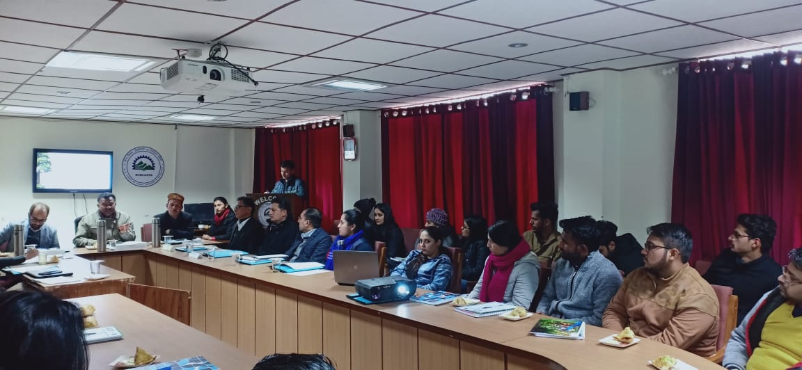 Inaugural Function of Certificate Course in Preparation of People